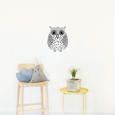 Wall Sticker - Glow I.t.d. - Big Owl