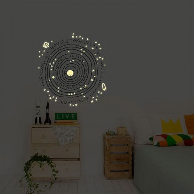 Wall Sticker - Glow I.t.d. - Cosmos