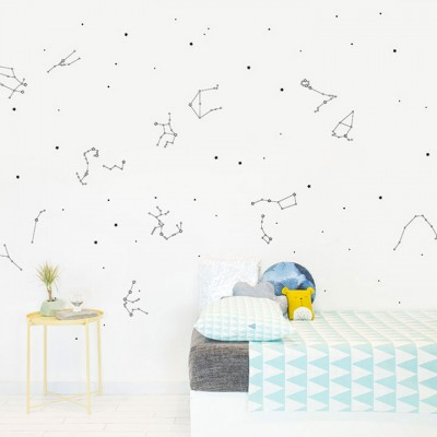 Wall Sticker - Glow I.t.d. - Kids Constellations